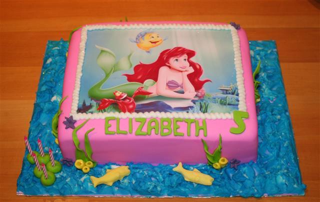 Edible Sheet Cakes